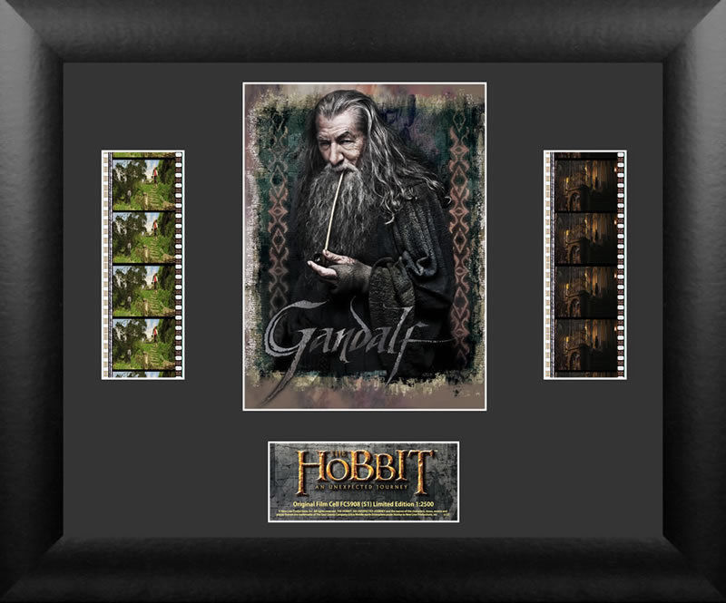 The Hobbit: An Unexpected Journey (S1) Double Film Cell