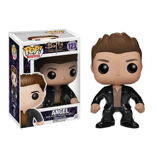 Buffy the Vampire Slayer Angel Pop! Vinyl Figure #123