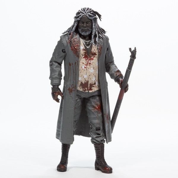 SDCC 2014 San Diego Comic Con Exclusive Walking Dead Ezekiel B&W Action Figure