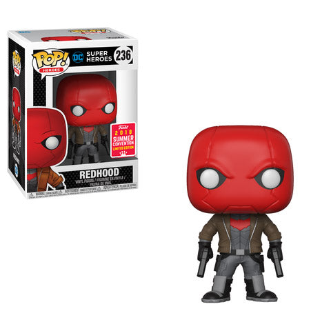 SDCC 2018 Summer Convention Exclusive Red Hood Pop! Vinyl Figure