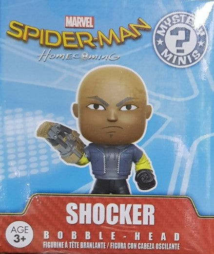 Funko Spider-Man Homecoming Mystery Mini Collector Corps Exclusive Shocker