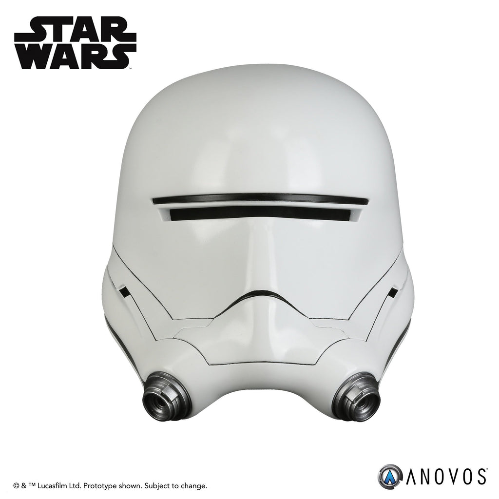 Preorder Q2 2018 Star Wars First Order Flametrooper Helmet