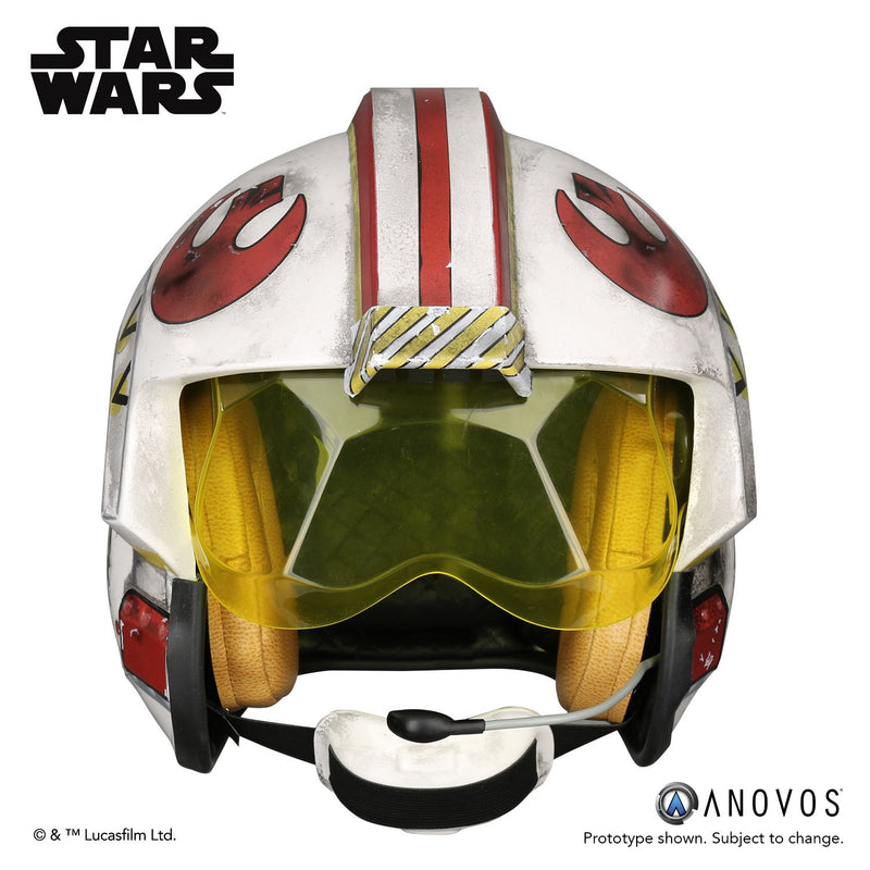 Preorder Q4 2018 Star Wars Luke Skywalker Rebel Pilot Helmet Accessory
