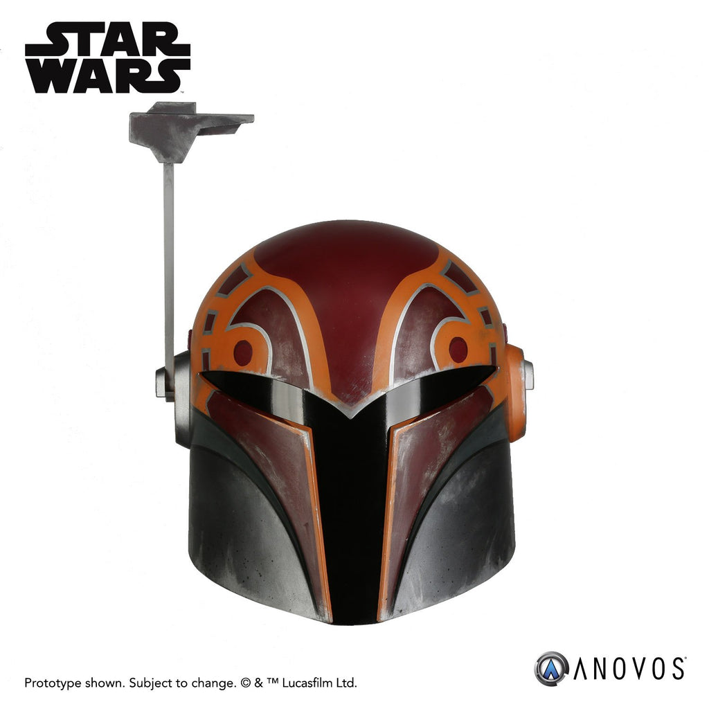 Preorder May 2018 Star Wars Sabine Wren Helmet Accessory