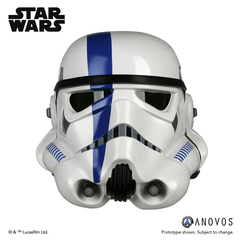 Star Wars Stormtrooper Commander Helmet