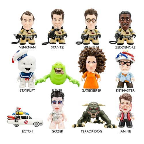 Ghostbusters Titans Collection (One Random Figure)