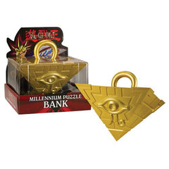 Yu-Gi-Oh! Millennium Puzzle Collector's Coin Bank - Toy Wars - USAopoly