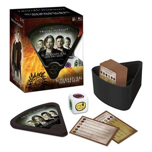 Supernatural Trivial Pursuit