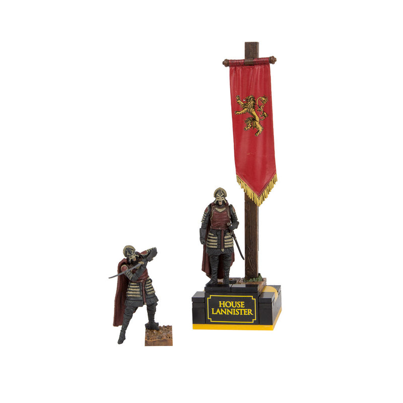 Game of Thrones Lannister Banner Pack Construction Set