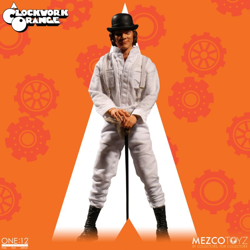 Preorder October 2018 One:12 Collective A Clockwork Orange Figure