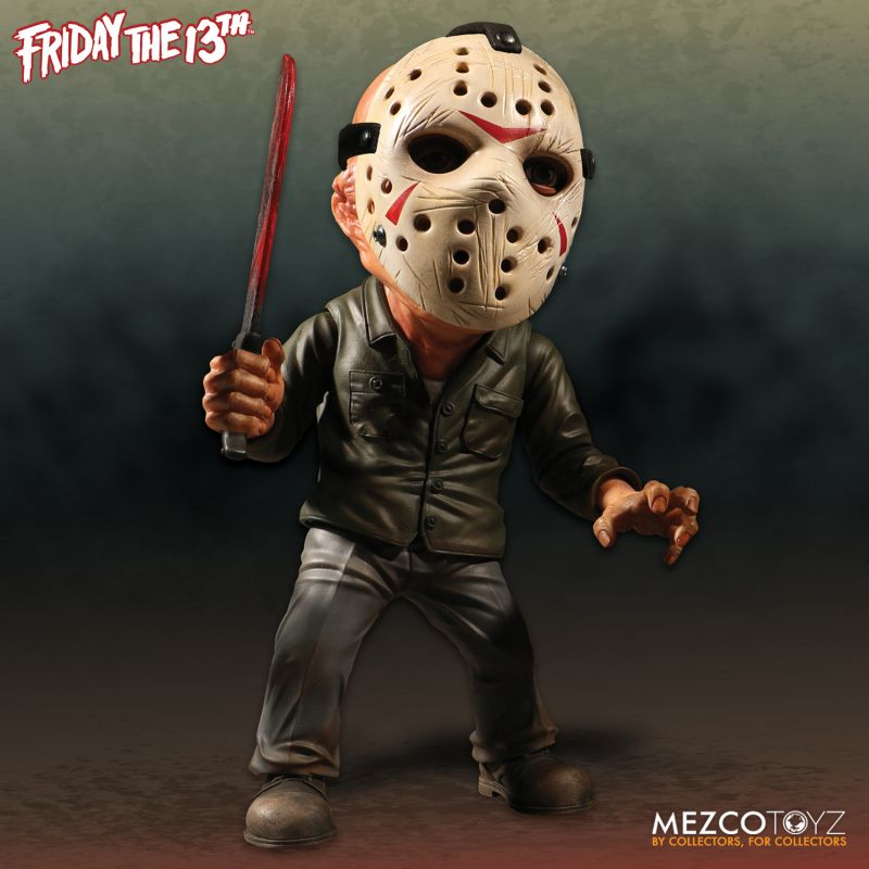 Preorder  Friday the 13th Jason Voorhees Stylized 6-Inch Action Figure