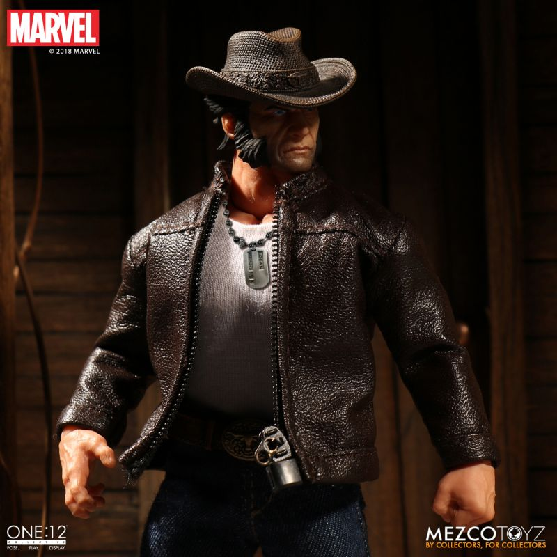 Preorder December 2018 Wolverine Logan One:12 Collective Action Figure