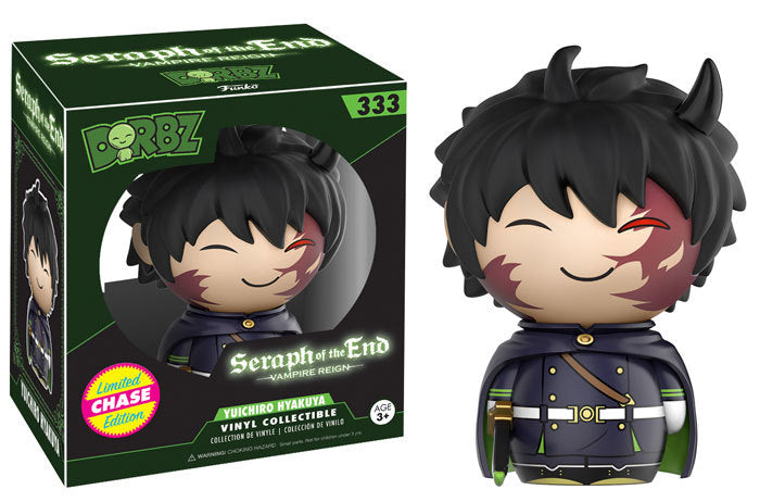 Seraph of the End Yuichiro Chase Dorbz Figure