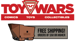 Toy Wars 10% Off and Free Shipping