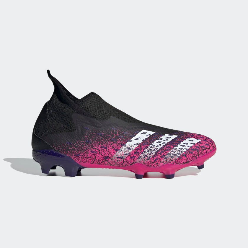 SCARPE DA CALCIO PREDATOR FREAK.3 LACELESS FIRM GROUND