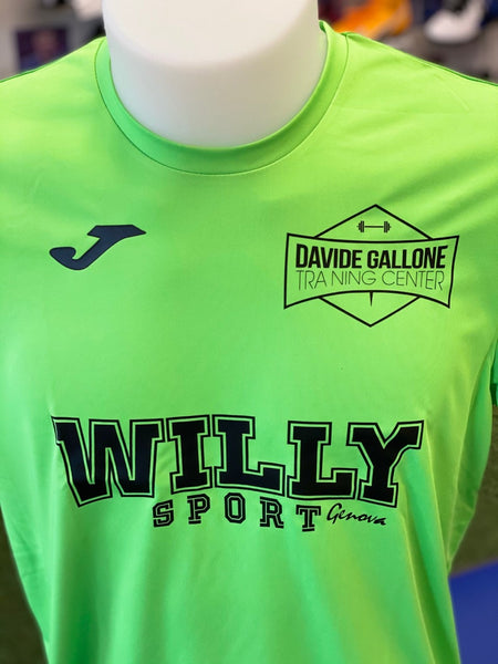 t-shirt DAVIDE GALLONE