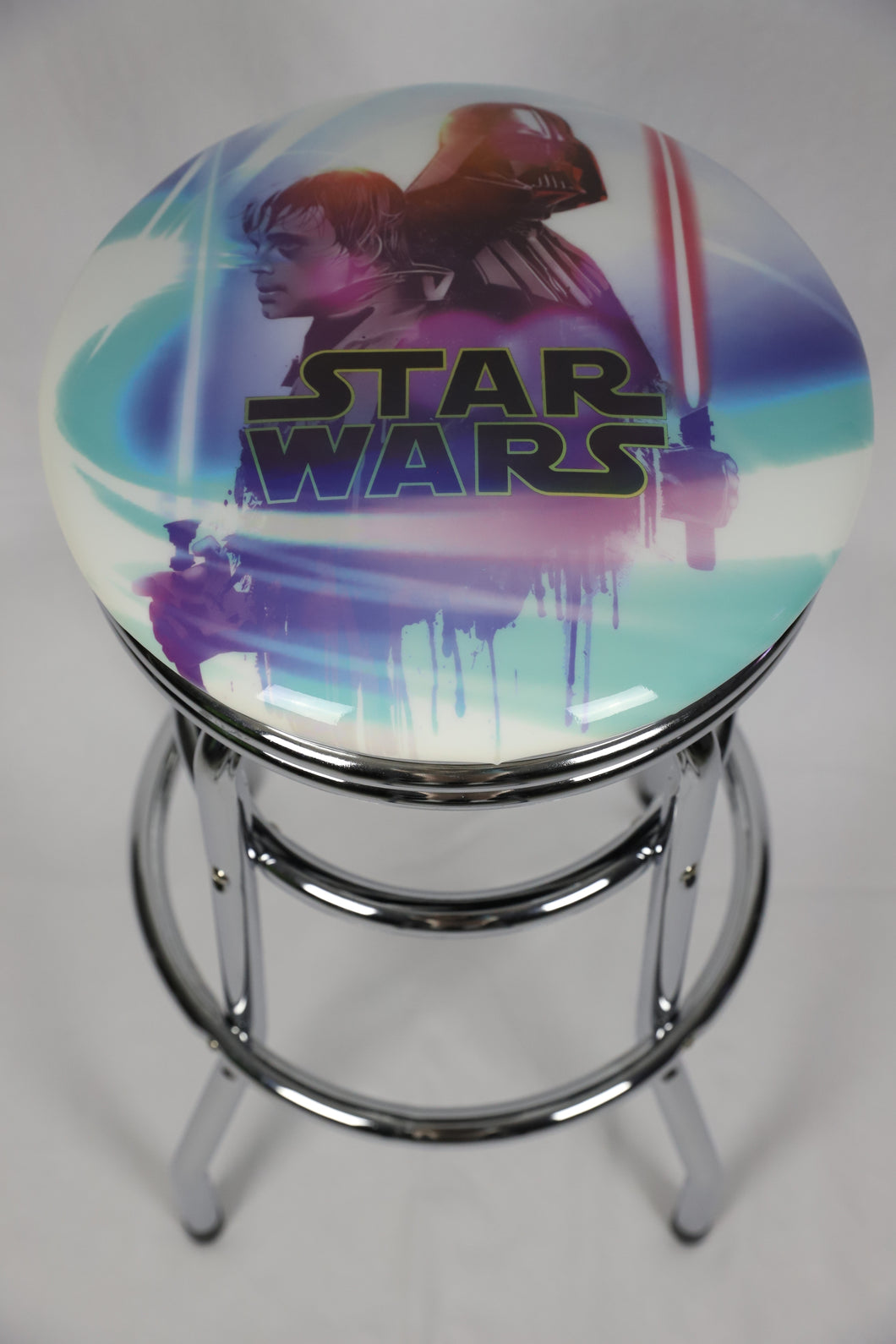 Star Wars Arcade Bar Stool 78cm with Swivel - Games Arcadia