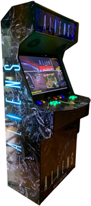 GAMMA FUNDAMENTAL 2P 32inch Retro Gaming Arcade Machine and Media Center