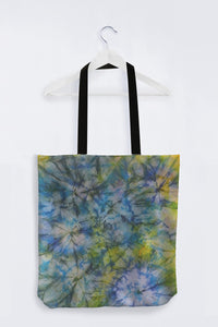 Image of Mila Lansdowne Designer Tote Bag from the collection  Tranquil Garden
