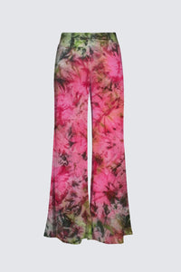 "Image of Mila Lansdowne Designer Pant from the design collection ""Romantic Garden Flowers"""