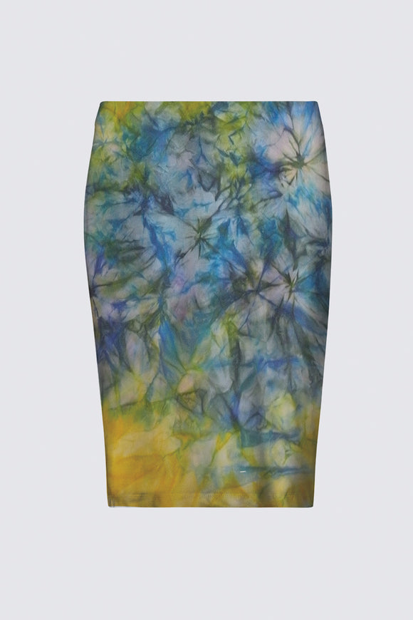 Image of a Pencil Skirt from MILA Lansdowne Designer collection Tranquil Garden.