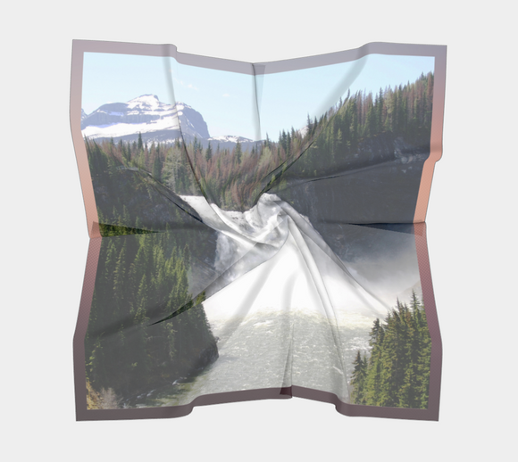 Image of Kinuseo Falls Scarf - Mila Lansdowne Designer Collection