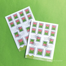 Load image into Gallery viewer, Planner stickers | Stamps FM-001