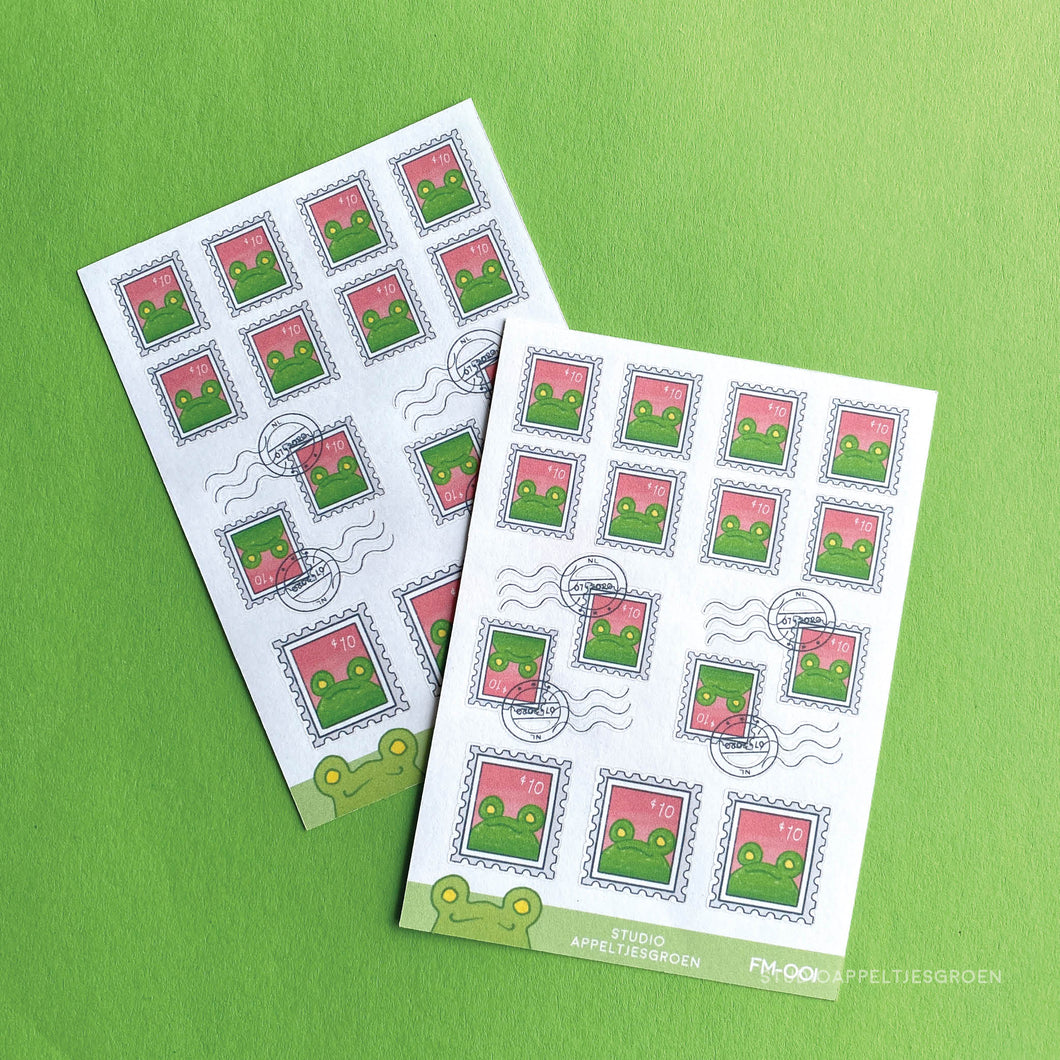Planner stickers | Stamps FM-001