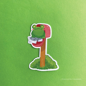 Frog Mail | August 2020 Sticker