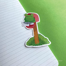 Load image into Gallery viewer, Frog Mail | August 2020 Sticker