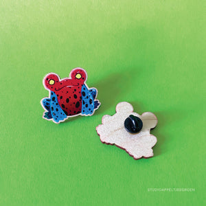 Floris the Frog | Strawberry Frog
