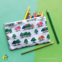 Load image into Gallery viewer, ACNH | Little Trees pouch