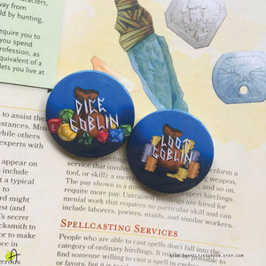 DnD | Dice Goblin button