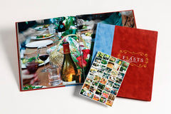 Three Feasts Wine Book