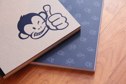 Design Monkey Sketchbook