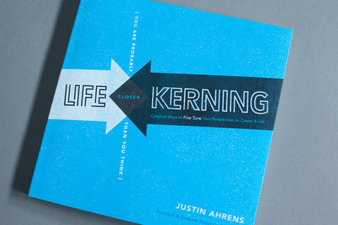 Signed Life Kerning Book
