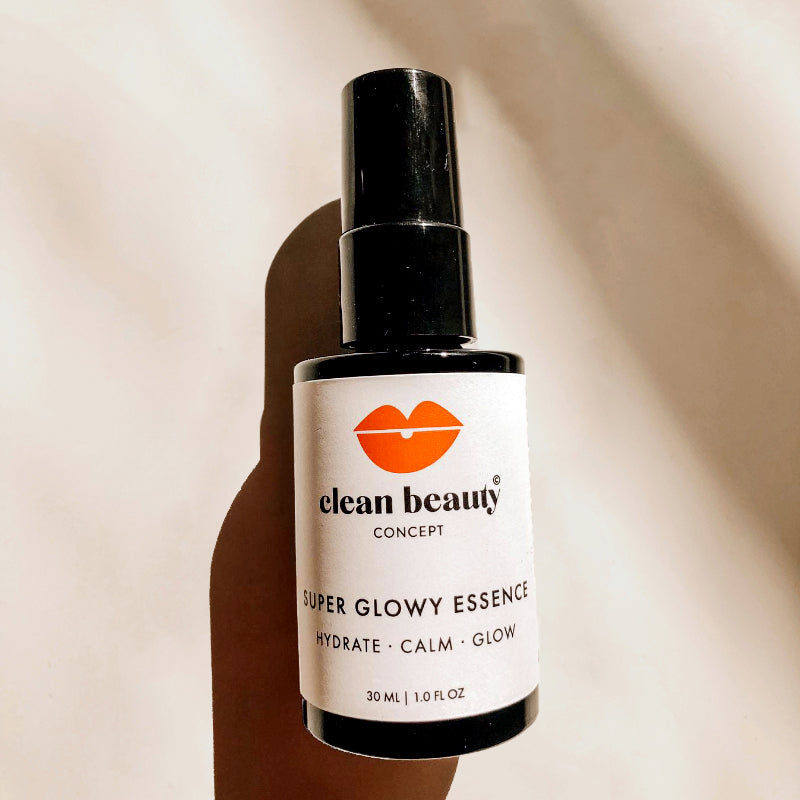 Super Glowy Essence Pocket (30ml) - clean beauty concept