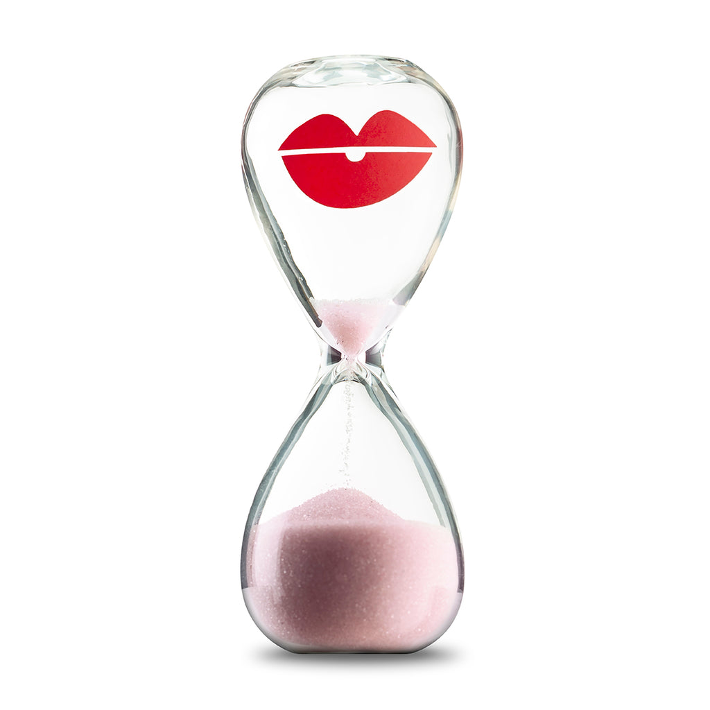 3 minute ritual hourglass - clean beauty concept