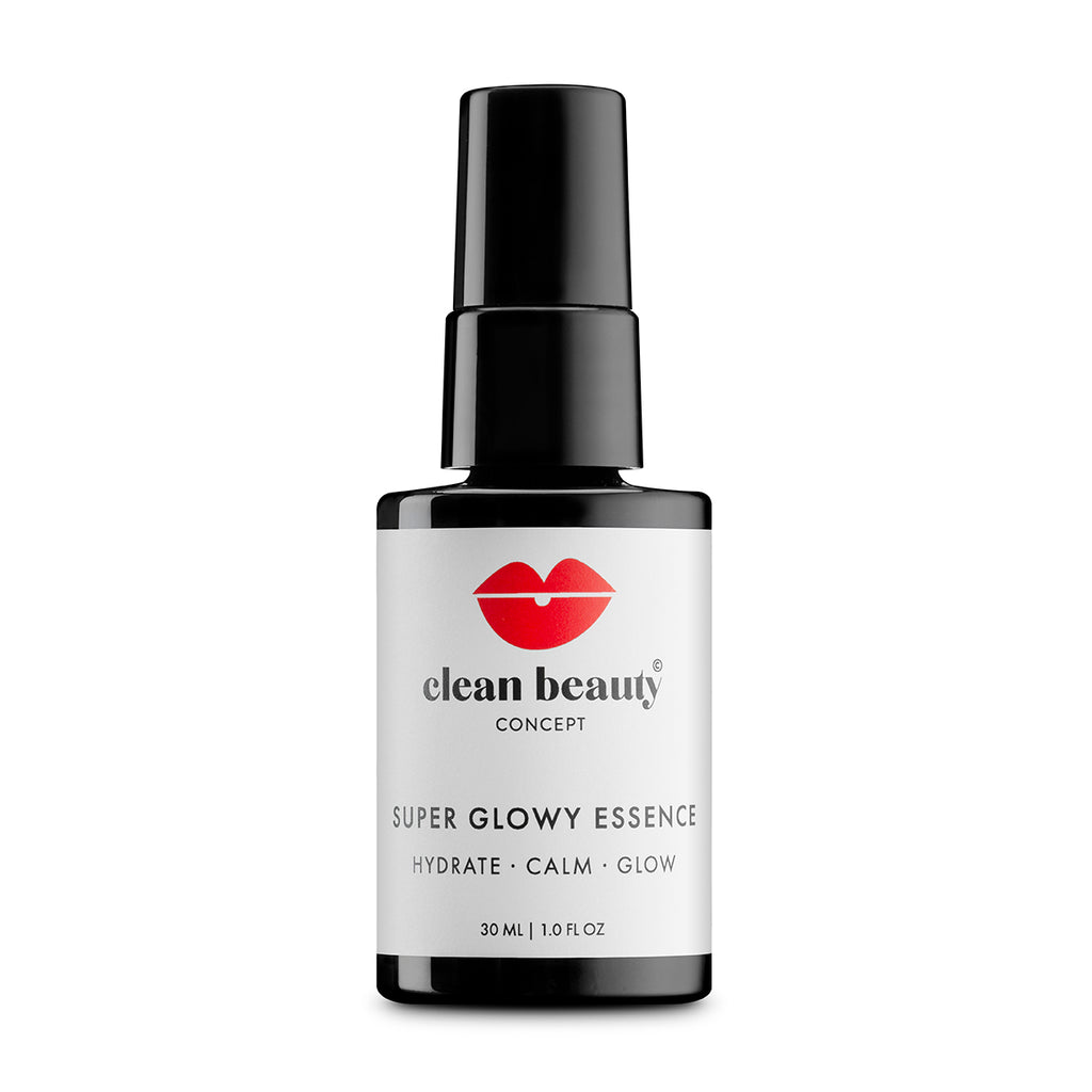 Super Glowy Essence Spray-Serum Pocket (30ml) - clean beauty concept