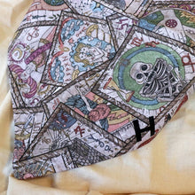 Load image into Gallery viewer, Tarot Cards - Reversible Bandana