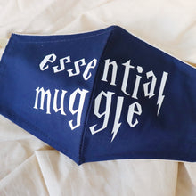 Load image into Gallery viewer, Harry Potter Essential Muggle Face Mask