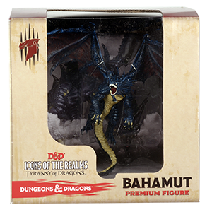 Dungeons and Dragons Icon of the realms: Bahamut
