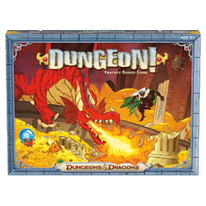 Dungeons and Dragons Dungeon Board Game