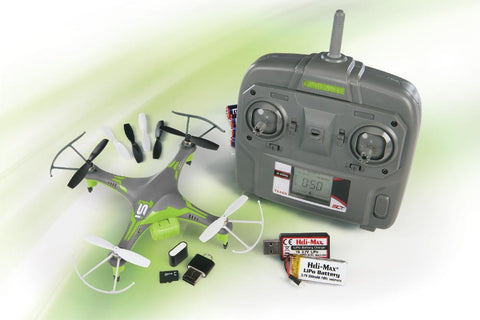 Heli-Max 1Si Quadcopter RTF w/camera
