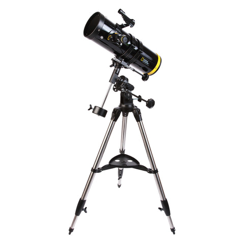 National Geographic Telescope 114mm Alt-azmiuth with Equatorial Mount