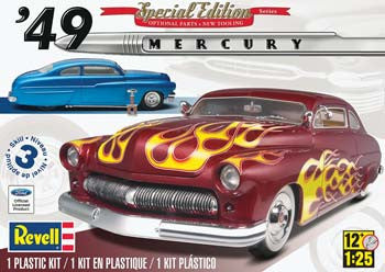 Revell 85-2860 1/25 1949 Mercury Custom Coupe