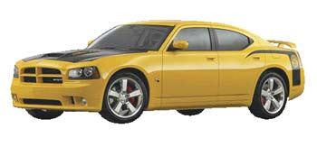 Revell 85-4225 1/25 Dodge Charger SRT8 Super Bee