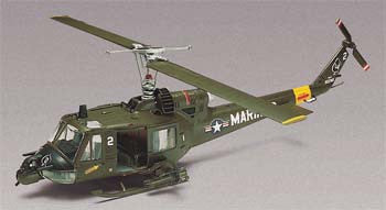 Revell 85-5201 1/48 Huey Hog Helicopter