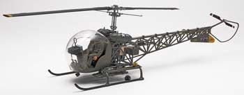 Revell 85-5313 1/35 Bell H-13H Helicopter