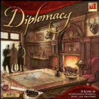 Avalon Hill Diplomacy